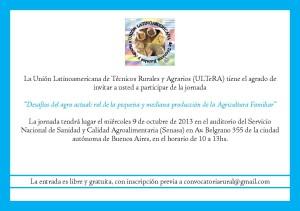 INVITACION Ultera