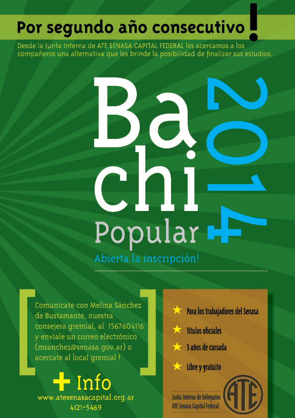 afiche bachi